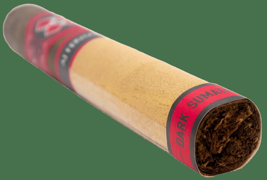 Hoyo La Amistad Dark Sumatra Media Noche - Blind Cigar Review