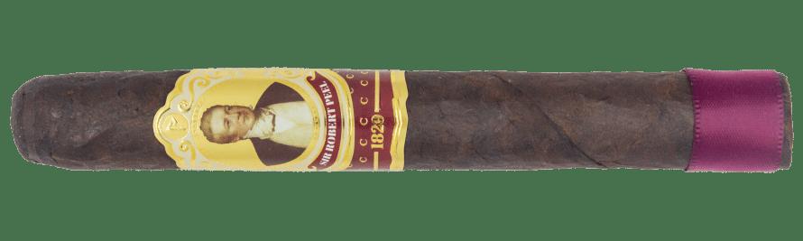 Protocol Sir Robert Peel Maduro Corona Gorda - Blind Cigar Review