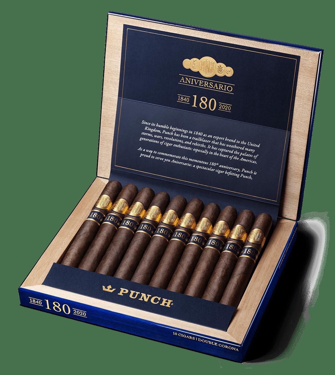 General Cigar Announces Punch Aniversario
