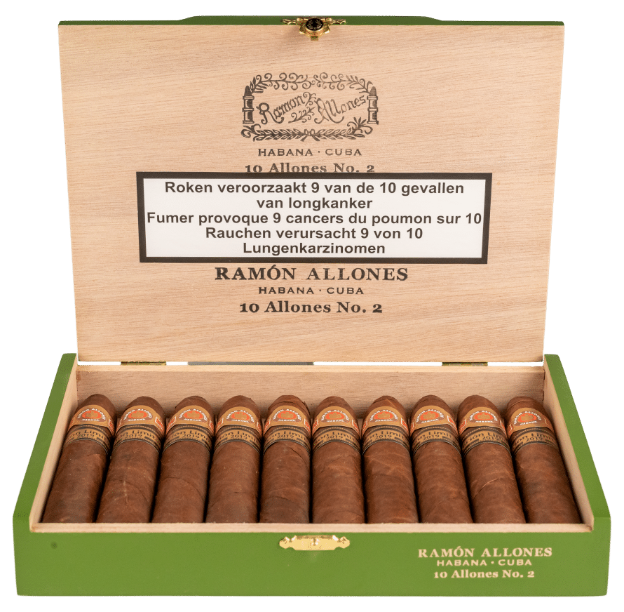 Ramon Allones No. 2 Edición Limitada 2019 - Blind Cigar Review