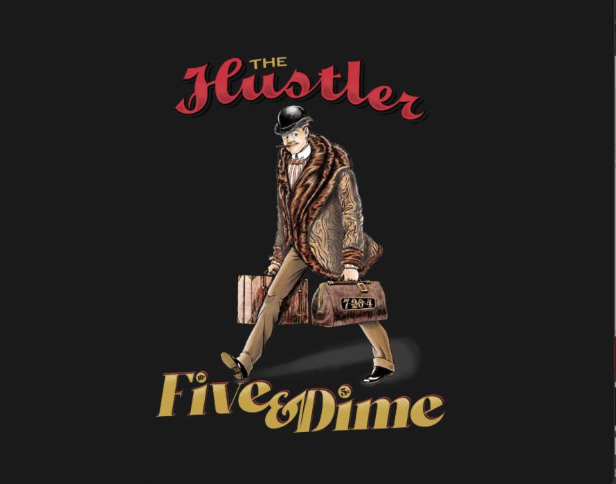 7-20-4 Releasing PCA Exclusive Hustler Five & Dime - Cigar News