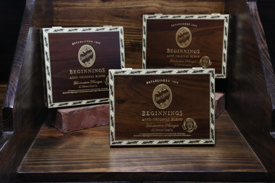 J.C. Newman Shipping Brick House Beginnings - TAA Exclusive Original Aged Blend