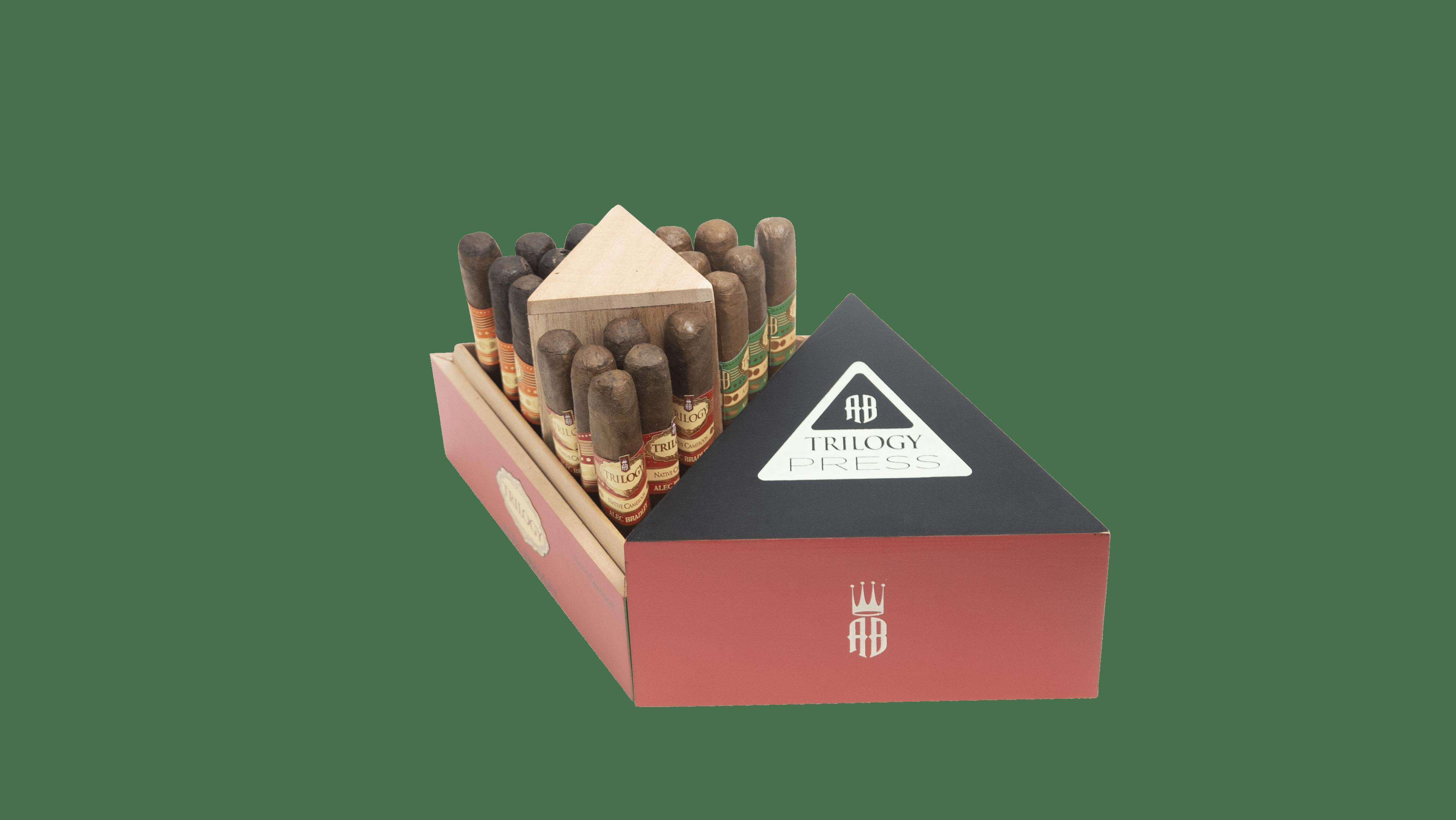 Alec Bradley Brings Back Trilogy Cigars - Cigar News
