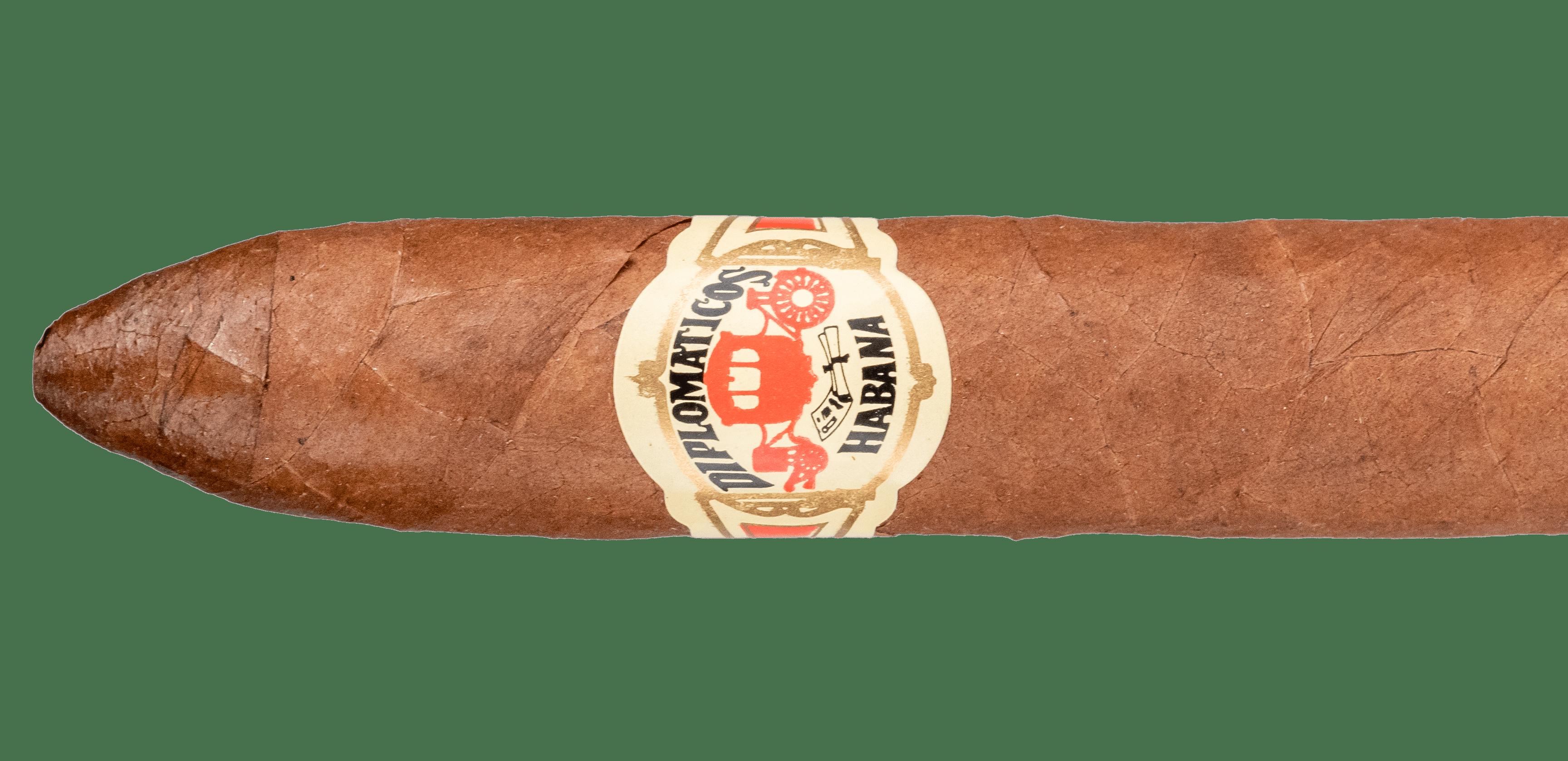 Diplomáticos No. 2 - Blind Cigar Review
