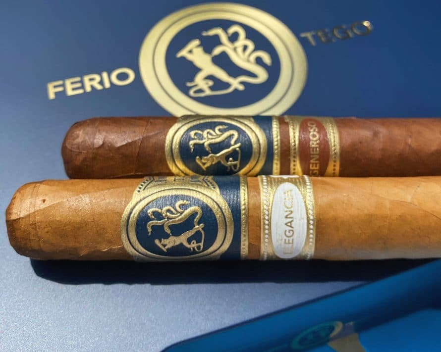Ferio Tego Officially Launches with Two New Blends - Cigar News