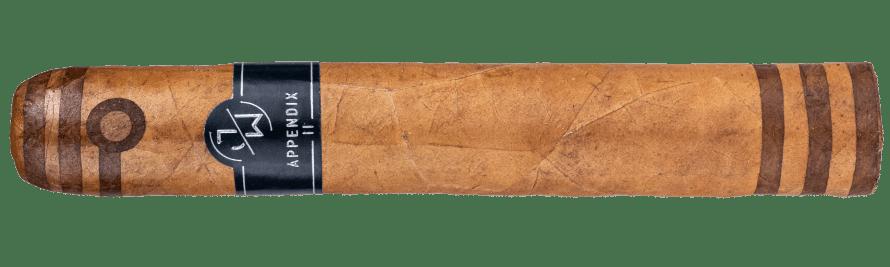 Jake Wyatt Appendix II Robusto - Blind Cigar Review