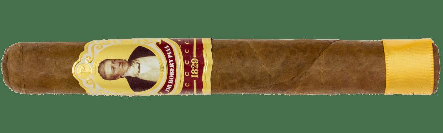 Protocol Sir Robert Peel Natural Corona Gorda - Blind Cigar Review