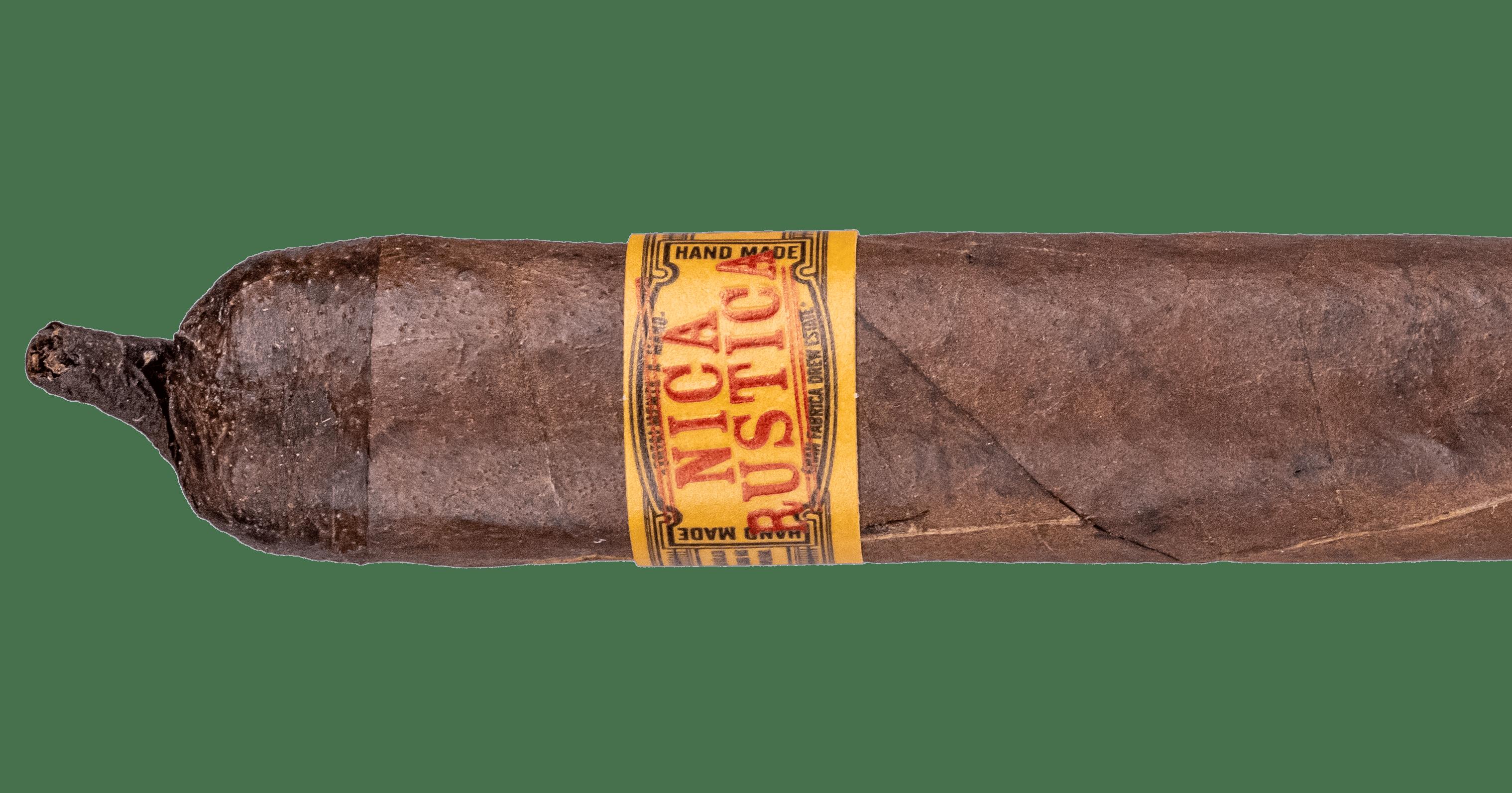 Drew Estate Nica Rustica El Brujito - Blind Cigar Review
