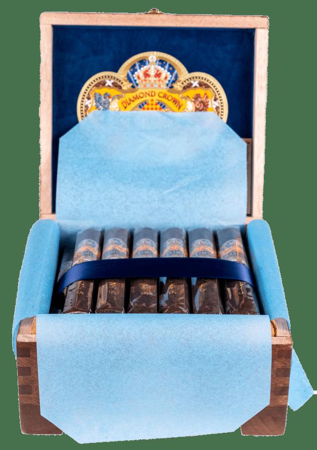 J.C. Newman Diamond Crown Maximus Robusto No. 5 - Blind Cigar Review