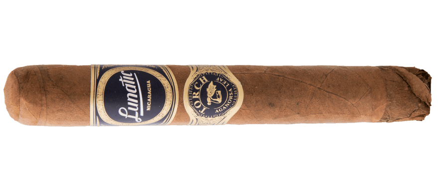 Aganorsa Leaf Adds Robusto Size to Lunatic Torch Line - Cigar News