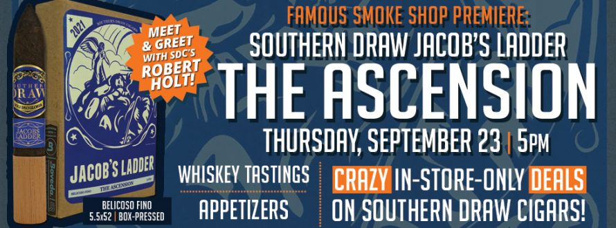 Southern Draw Adds Jacobs Ladder – The Ascension as Famous Exclusive - Cigar News