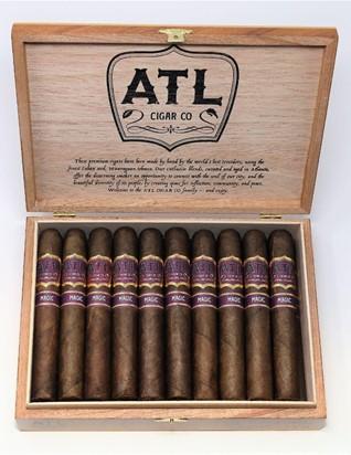 ATL Cigar Co Announces the ATL Magic Blended by Luciano Meirelles - Cigar News