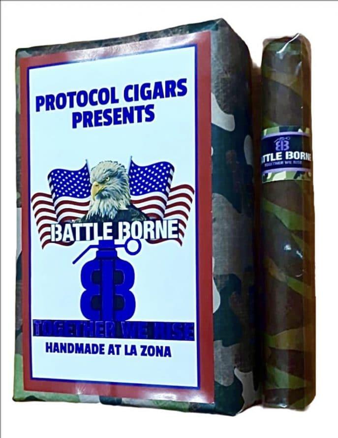 "Protocol Announces Caravan Cigar Company Exclusive ""Battle Bourne"" - Cigar News"