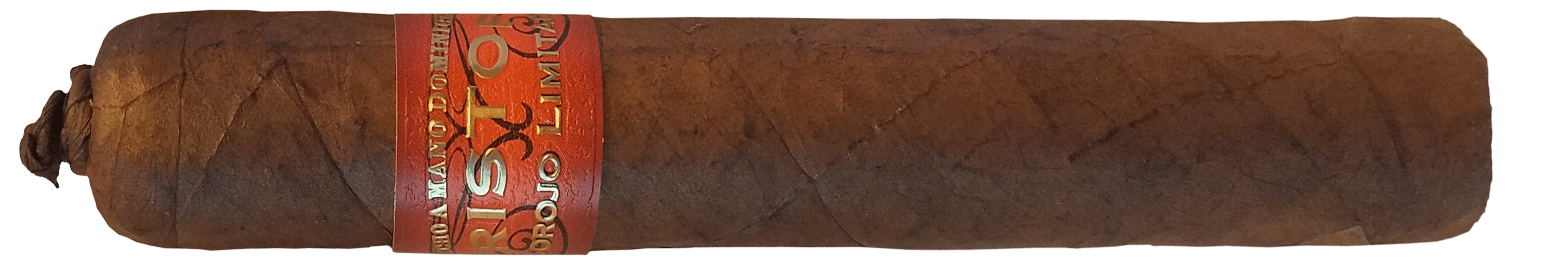 The Corojo Limitada is for the fan of Nicaraguan tobacco. Nearly a puros Nicaraguan blend, this medium-full bodied cigar is loaded with spice, nutmeg, toasted nut and a sweet-spicy finish. Made with 100% Habano seed tobacco that is double and triple fermented, the Corojo Limitada maintains the Kristoff tradition of flavor and smoothness. The signature of Kristoff Cigars.  Blend Wrapper: Nicaraguan Corojo Habano Binder: Nicaraguan Habano Filler: Nicaraguan Habano, Dominican Habano  Sizes Matador – 6.5 x 56 Churchill – 7 x 50 Robusto – 5.5 x 54 Lancero – 7.5 x 40 Torpedo – 6.25 x 52